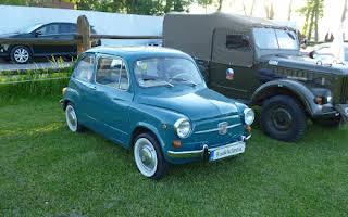 Fiat 600 D Rent Žilinský kraj