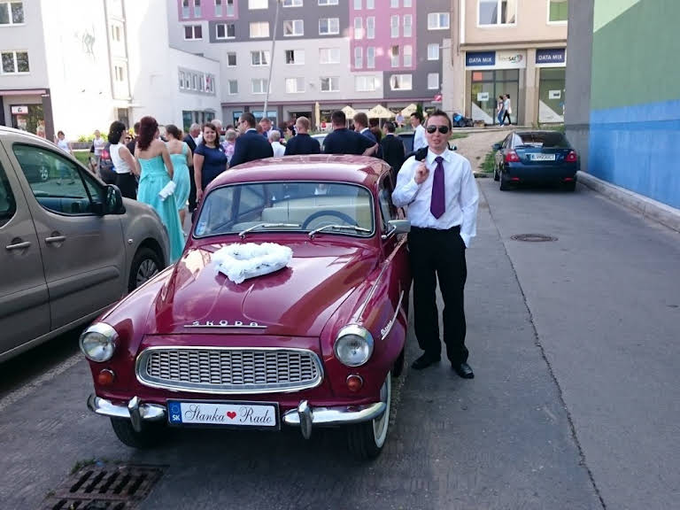Škoda Octavia Hire Pukanec