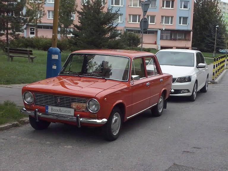 Lada 1200 Hire Košice