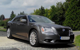 Lancia Thema Executive Nove Zamky