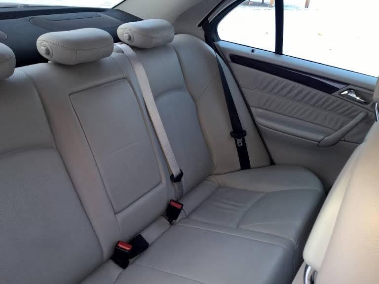 Mercedes Benz C-Klasse Hire Dolný Kubín