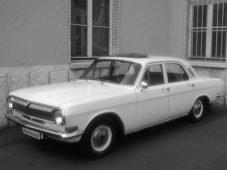 GAZ M24 Volga Hire Šenkvice