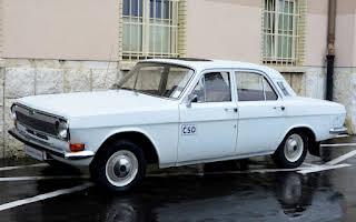 GAZ M24 Volga Rent Bratislava