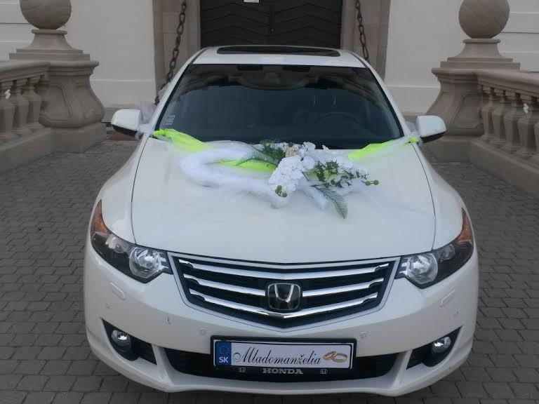 Honda Accord CC R Hire Humenné