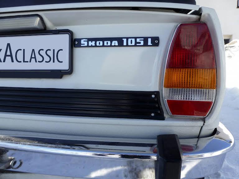 Škoda 120 L Hire Kordíky