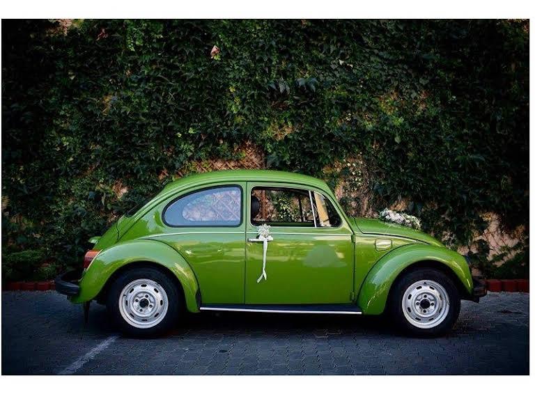 Volkswagen Beetle Hire Bratislava