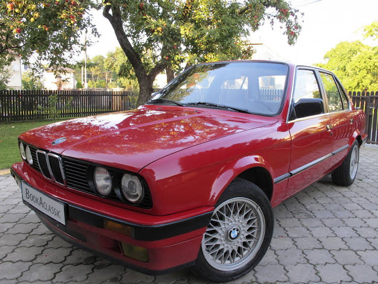 BMW e30 Hire Torysa