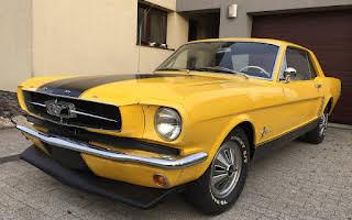 Ford Mustang Rent Bratislavský kraj