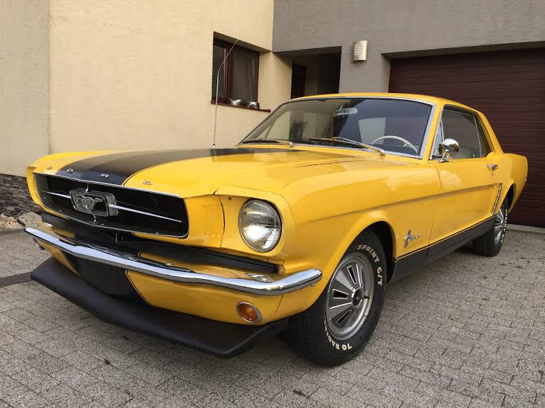 Ford Mustang Hire Pezinok