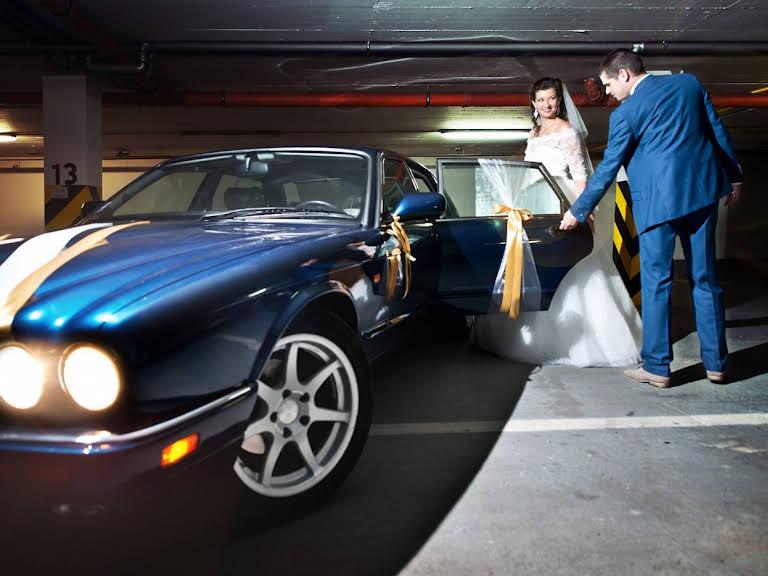 Jaguar XJR Hire Stupava