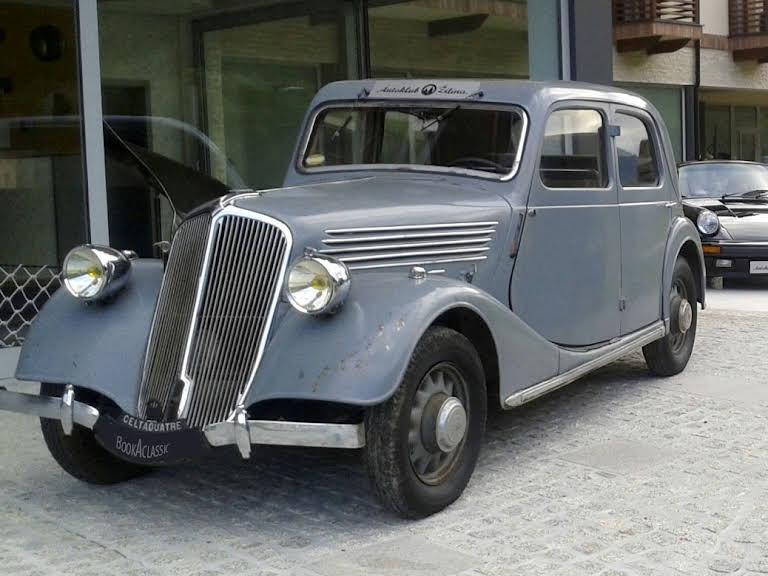 Renault Celtaquatre Hire Belá