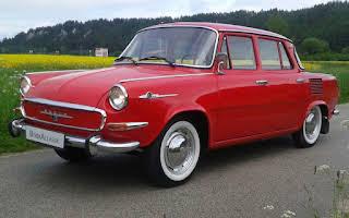 Škoda 1000 MB Rent Trenčiansky kraj