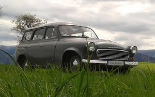 Škoda 1202 STW Rent Žilinský kraj