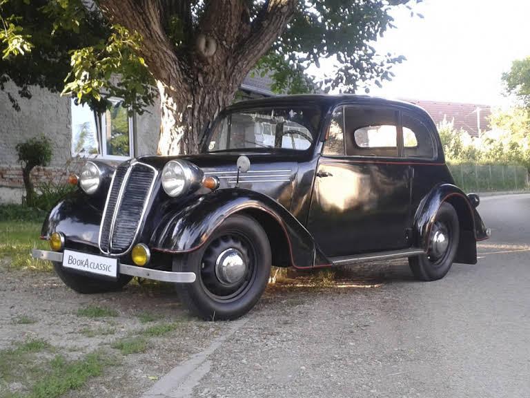 Tatra 57 B Hire Belá