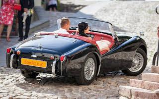 Triumph TR 3 A Rent Nitriansky kraj