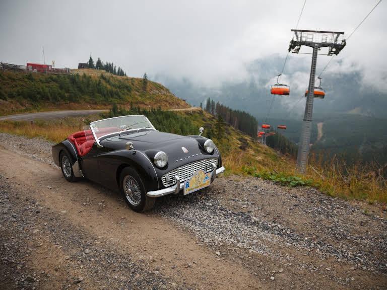Triumph  TR3A Hire Nitra