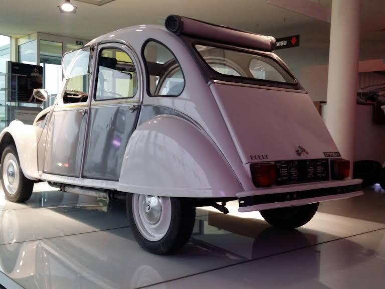 Citroën 2CV Hire Piešťany