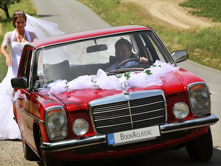 Mercedes Benz W115 Hire Prešov