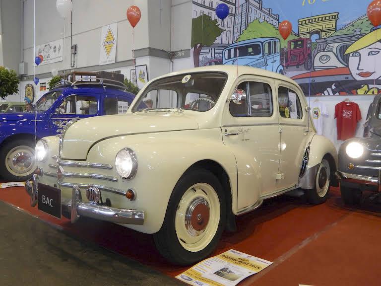 Renault 4CV Hire Piešťany