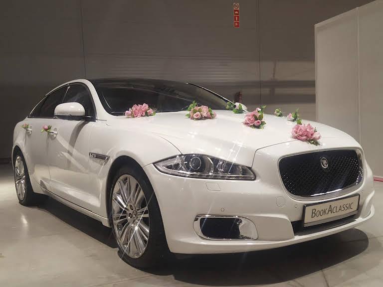 Jaguar XJ Hire Wieliczka