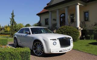 Chrysler Phantom Rent Bratislava