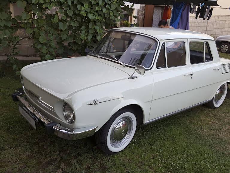 Škoda 110L Hire Martin