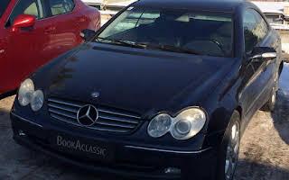 Mercedes Benz CLK 270cdi Rent Banskobystrický kraj