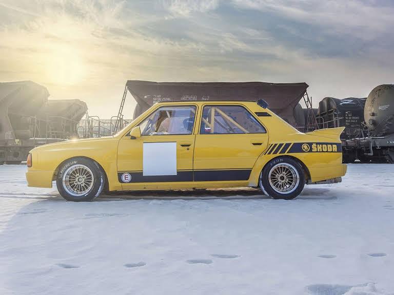 Škoda 130L Hire Raslavice