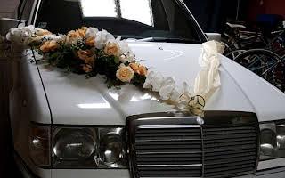 Mercedes Benz E Trieda W124 Rent Bratislava