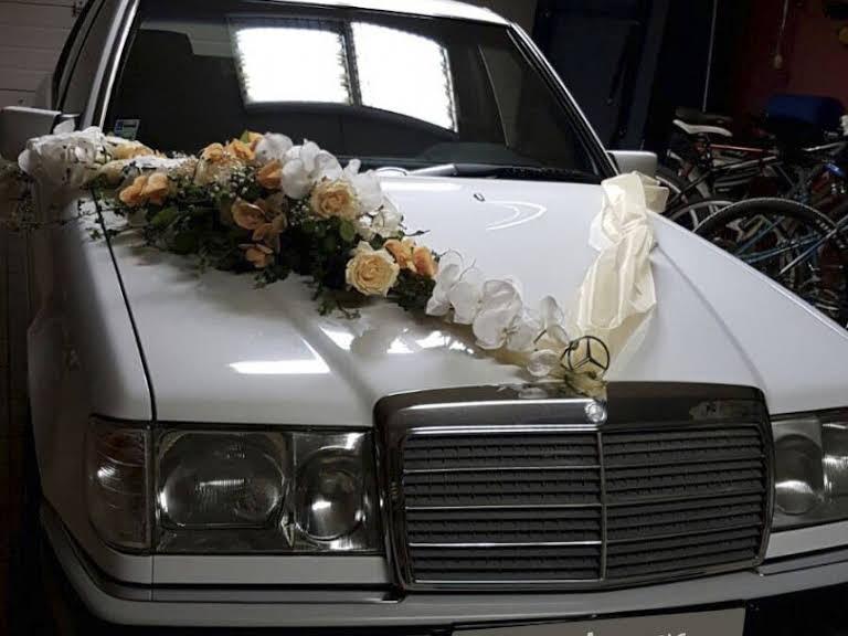 Mercedes Benz E W124 Hire šalgočka