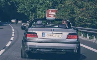 BMW 320i Cabrio Rent Košický kraj