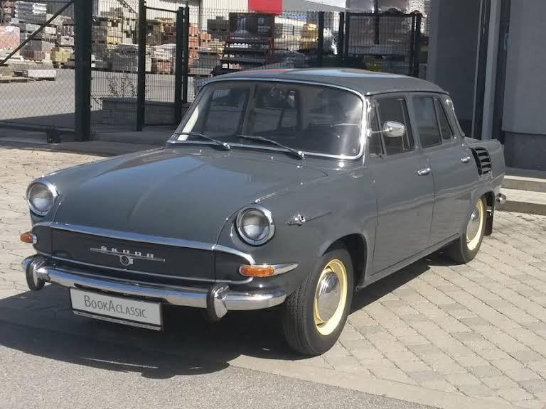 Škoda 1000 MB Hire Liptovský Mikuláš