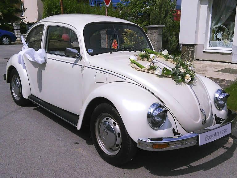 Volkswagen Chrobák Hire Zemianske Kostoľany