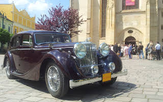 Jaguar Mk4 Rent Prešovský kraj
