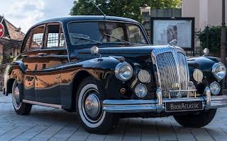 Daimler One-o-four Rent Prešovský kraj