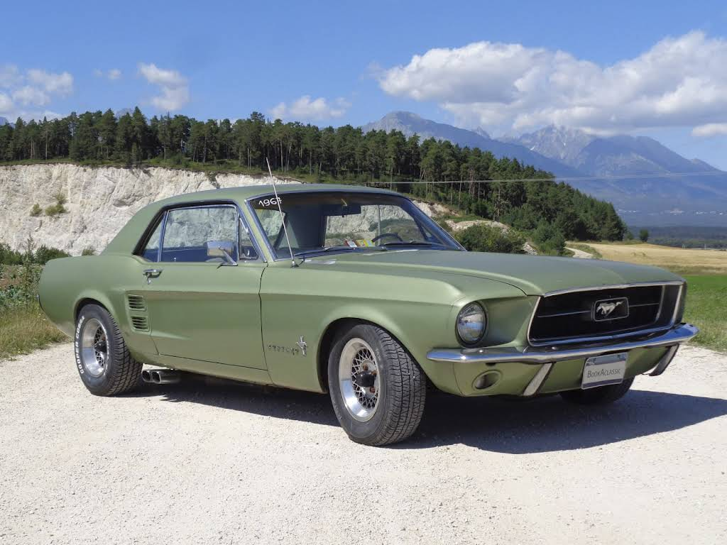 Ford Mustang Hire Poprad