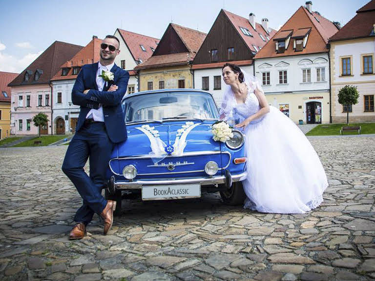 Škoda 1000MB Hire Bardejov