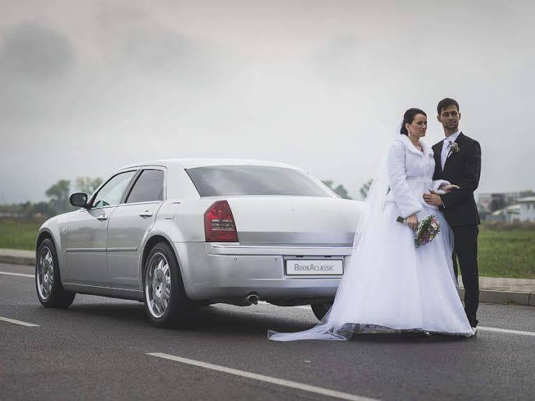 Daimler Chrysler 300c Hire Prievidza