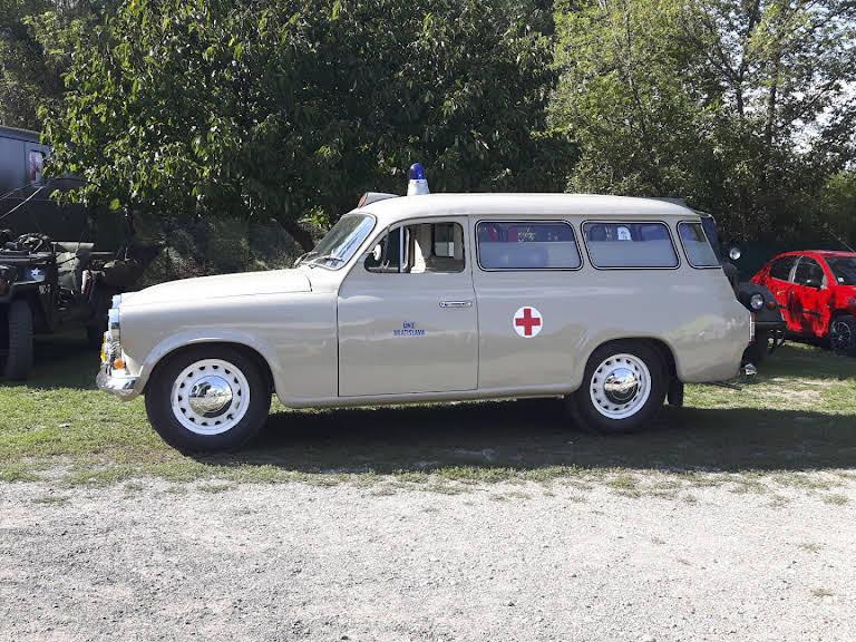 Škoda 1202 Sanitka Hire Bratislava