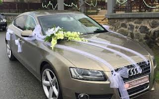 Audi A5 Sportback Rent Košický kraj