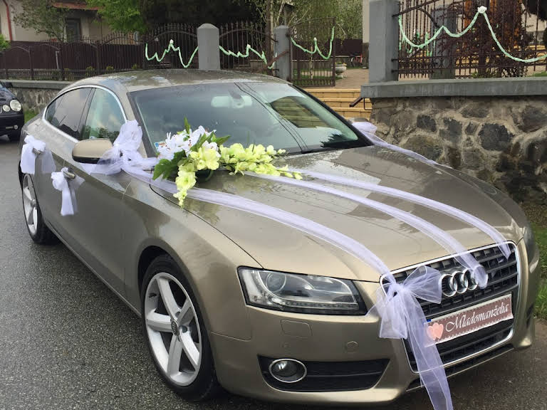 Audi A5 Sportback Hire Košice