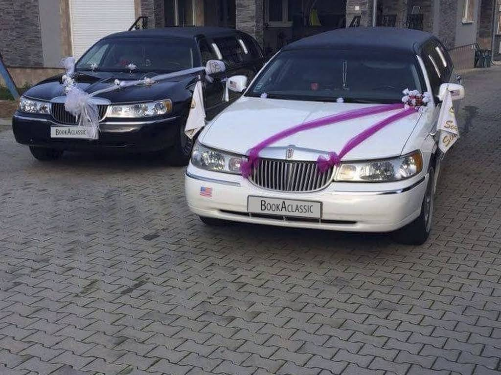 Lincoln Town Car Hire Dedinka